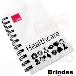 Caderno corporativo